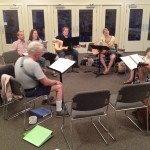 August 2013 Song Circle